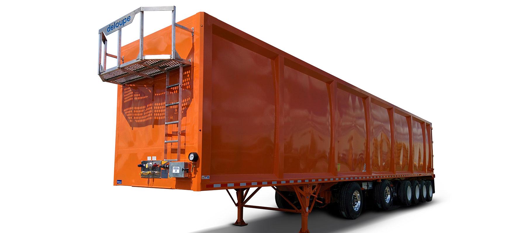 Deloupe semi-trailers